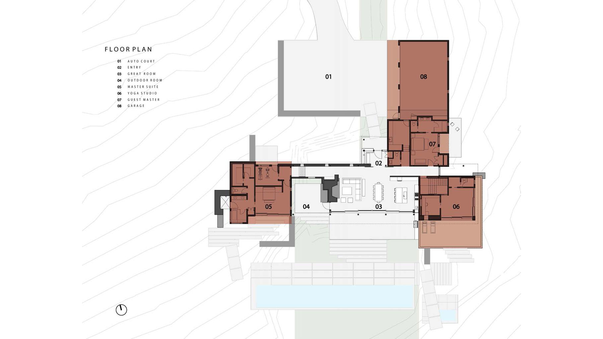 Gambel Oaks Ranch Floor Plan