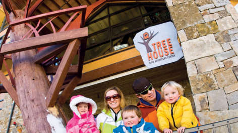 Snowmass Treehouse
