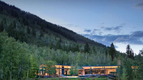 Castle Creek Residence