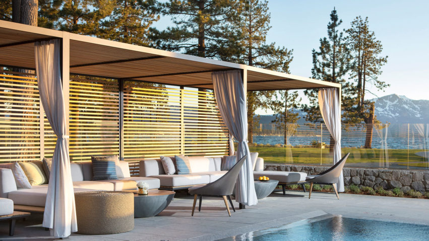 Edgewood Lodge Tahoe Pool