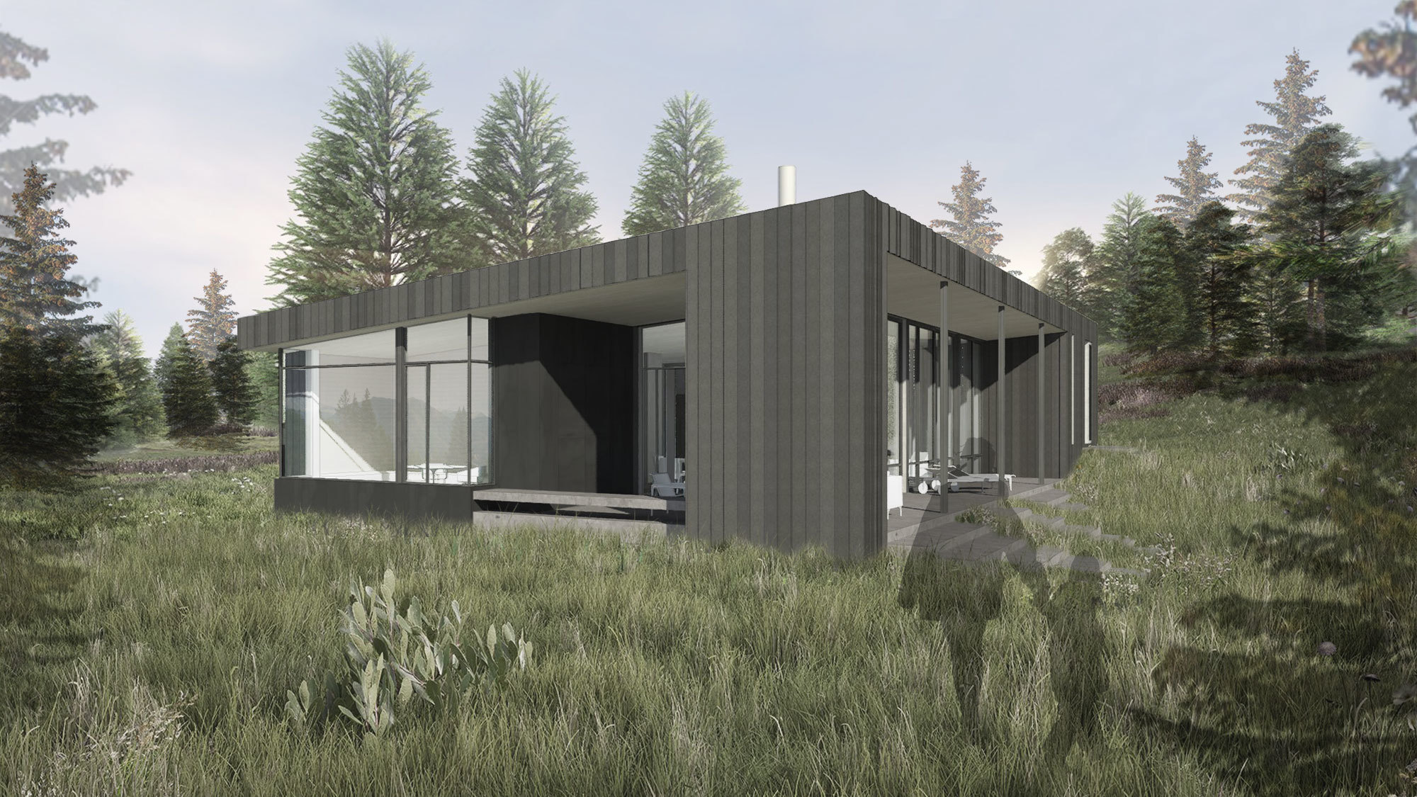DNA Alpine Residence