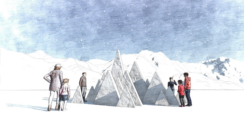 Perspective Wintersculpt